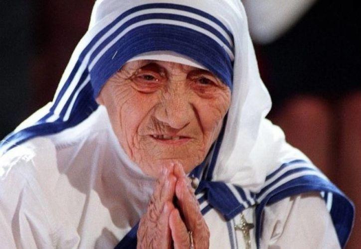 El 5 de septiembre se cumplen 19 años de la muerte de la que en breve será Santa Teresa de Calcuta. (Archivo/Agencias)