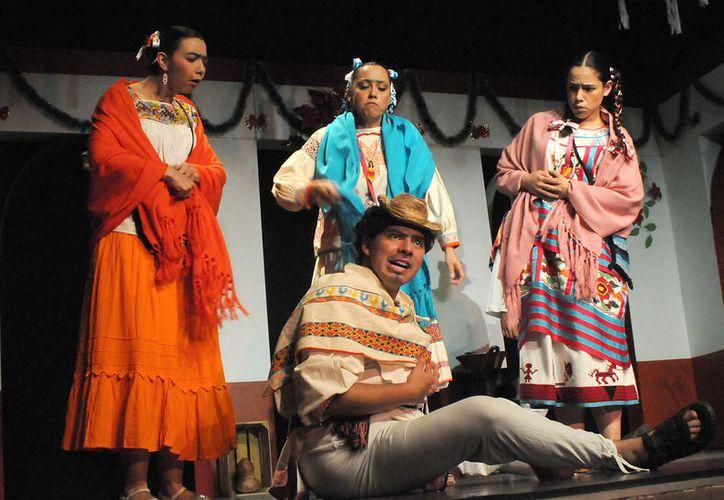 El  Encuentro de Pastorelas, se llevará a cabo en diciembre en el Teatro 8 de Octubre. (Foto: Jocelyn Díaz)