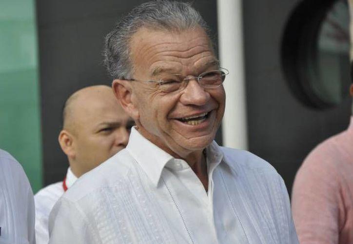 El exmandatario de Tabasco, Andrés Granier, ha sido interrogado durante 14 horas. (atabasco.com.mx/Archivo)