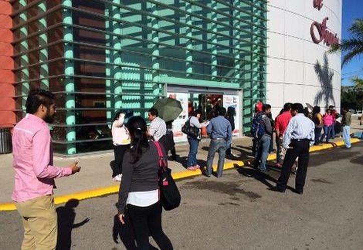 Los miembros del magisterio disidente indicaron que también boicotearán a El Buen Fin en otros municipios de Oaxaca. (Milenio)
