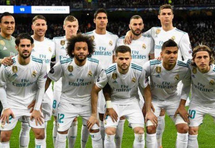Real Madrid se prepara para partido amistoso en Puebla, previo al comienzo de la Champions Cup. (Foto: AFP)
