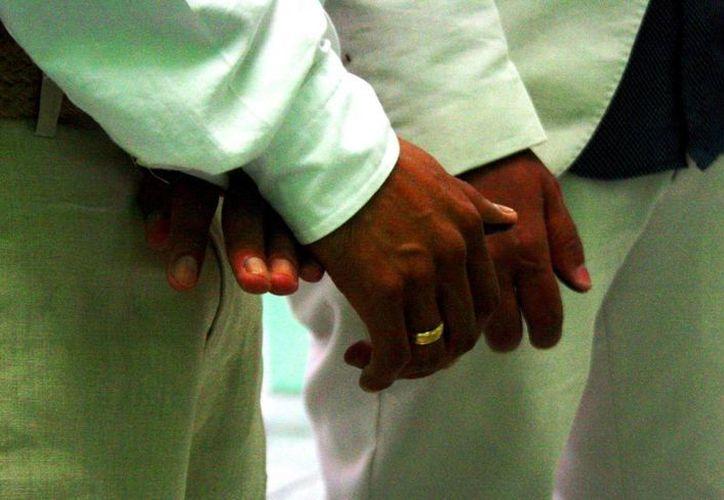 La comunidad lésbica, gay, bisexuales y transexuales, prepara una boda colectiva en Playa del Carmen. (Daniel Pacheco/SIPSE)