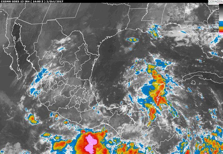 Prevén lluvias para Quintana Roo. (Servicio Meteorológico Nacional).