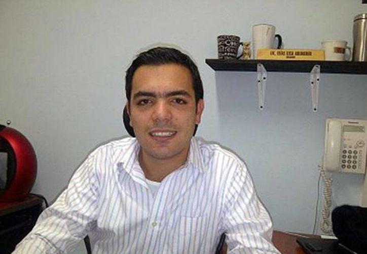 Elías Lixa Abimerhi, es uno de los regidores que pedirá licencia para competir por la candidatura del PAN  a diputado local por el IV Distrito. (Milenio Novedades)