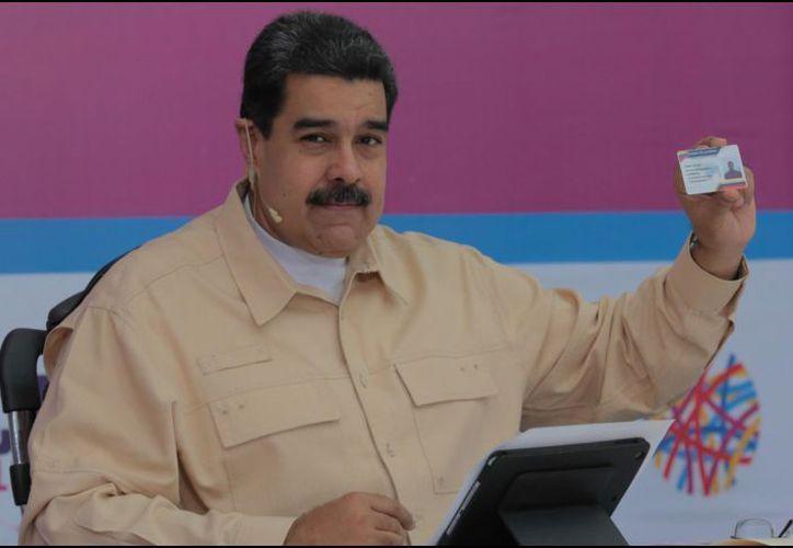 """""""El Petro"""" servirá para avanzar en materia de soberanía monetaria, afirmó el mandatario. (Foto: El Informador)"""
