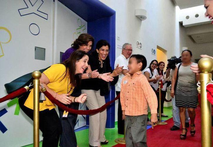 Los medios de comunicación representados por la Cámara de la Industria de la Radio y Televisión, delegación Yucatán, se unieran en apoyo a niños con discapacidad. (SIPSE)