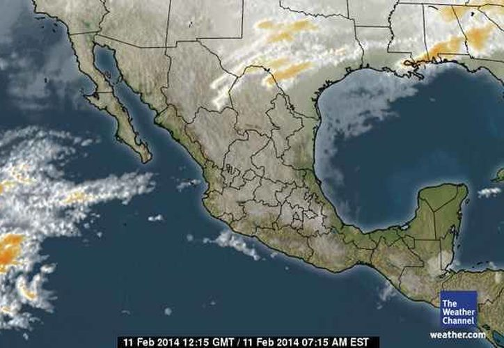 Se pronostica una temperatura máxima de 33 grados centígrados y una mínima de 20. (espanol.weather.com)