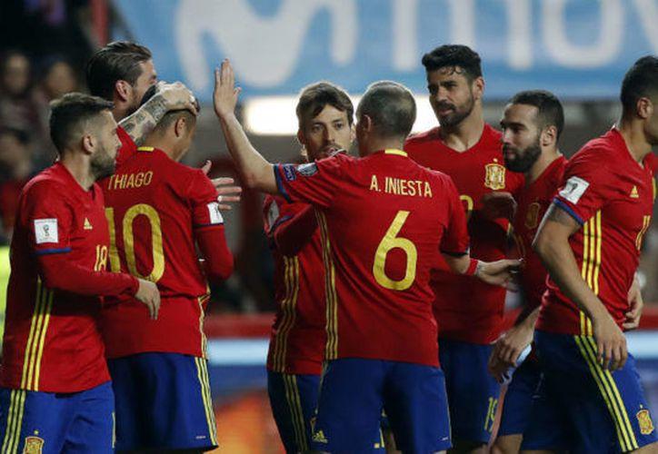 La Selección de España podrá asistir al próximo Mundial de Rusia este año. (Foto: Contexto)
