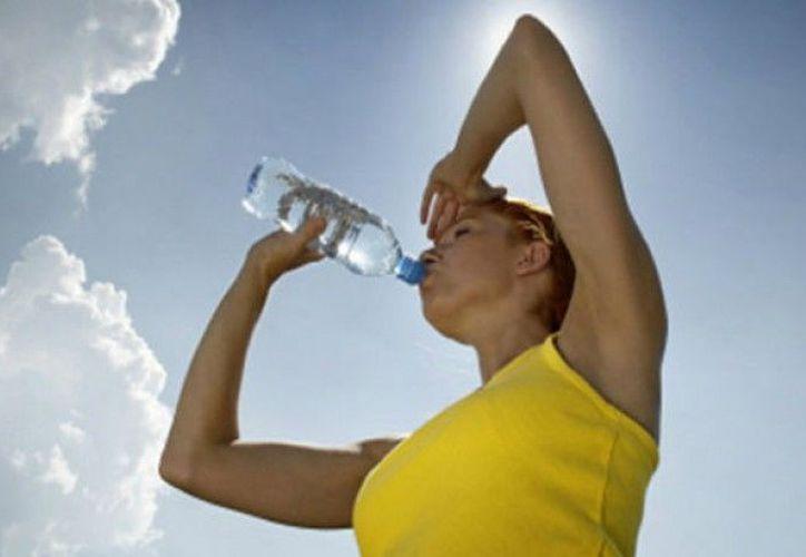 La temporada de calor puede presentar un gran riesgo a la salud. (El Heraldo de San Luis Potosí)