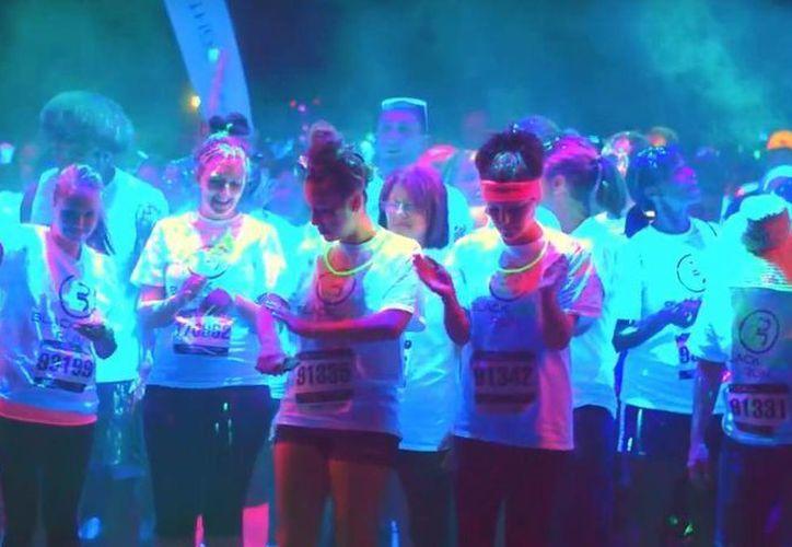 Cada estación contará con DJ' en The music race 5k Novedades'. (Redacción/SIPSE)