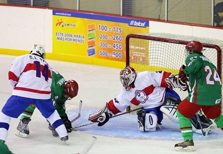 México será sede del Mundial de Hockey sobre hielo en enero de 2016. (mediotiempo.com)