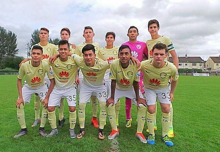 América Sub 17 se enfrentará en la final al conjunto de KV Mechelen de Bélgica. (Redacción/SIPSE)