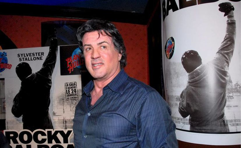 La primera pelicula de Rocky, en 1976, dio a Stallone tres premios Oscar, entre ellos mejor película. (EFE/Archivo)