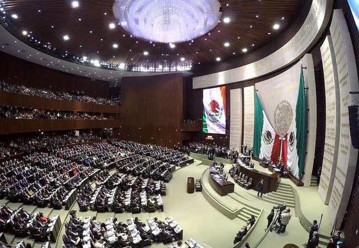 La Cámara de Diputados recibió dos iniciativas emitidas en Quintana Roo. (Mugs Noticias)