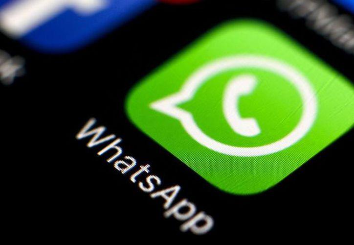 La aplicación de mensajería instantánea WhatsApp ha comenzado el desarrollo de una nueva característica. (La Nación).