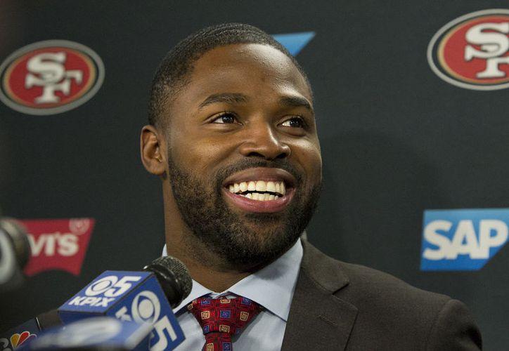 Smith se expresó emocionado con la llegada de Shanahan al equipo. (mercurynews.com)