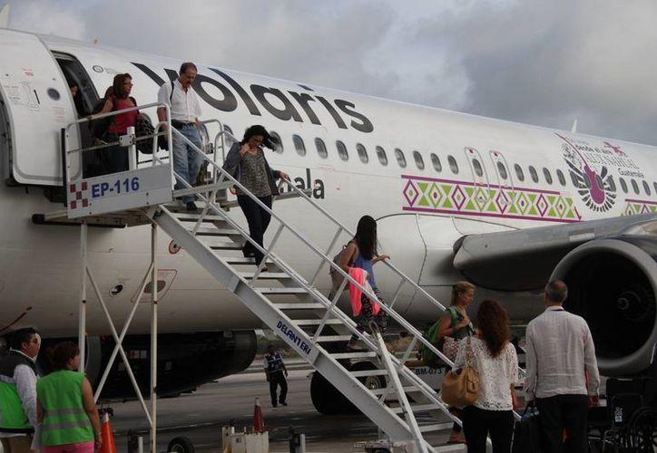 Los vuelos se realizarán los días jueves y domingo. (Consuelo Javier/SIPSE)