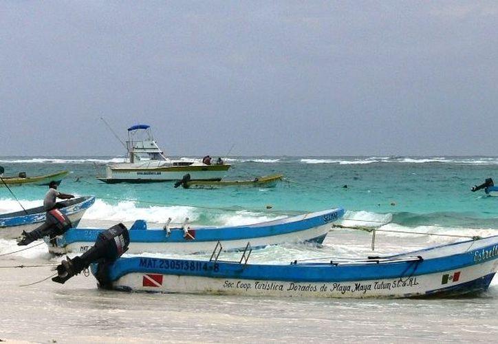 El frente frío ha perjudicado a los comercializadores de pescado. (Redacción/SIPSE)