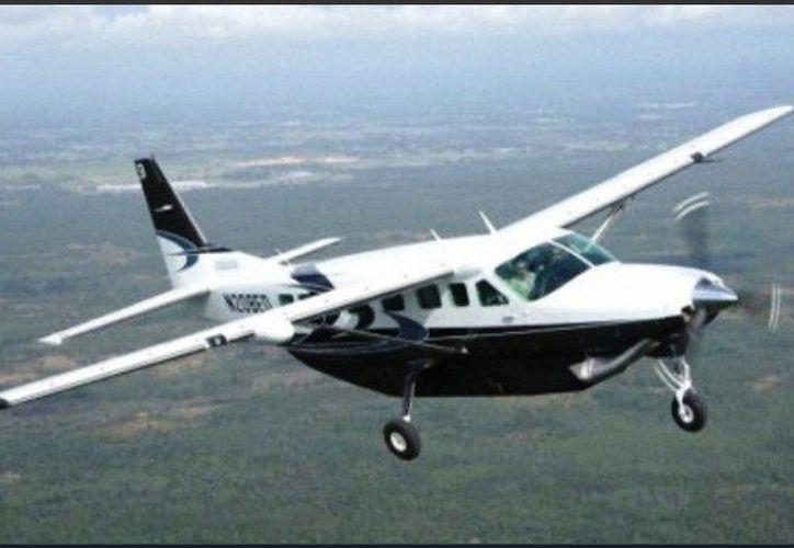La avioneta se cayó cerca de la ciudad puertorriqueña de Arecibo. (vanguardia.com)
