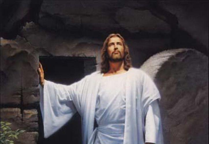 Como los apóstoles, debemos correr hacia Cristo y descubrir en cada acontecimiento la huella, la pincelada, el cincel del Señor. (SIPSE)