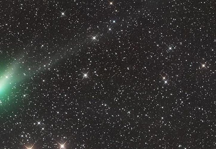 El cometa Catalina se acerca a la Tierra y será visible a simple vista