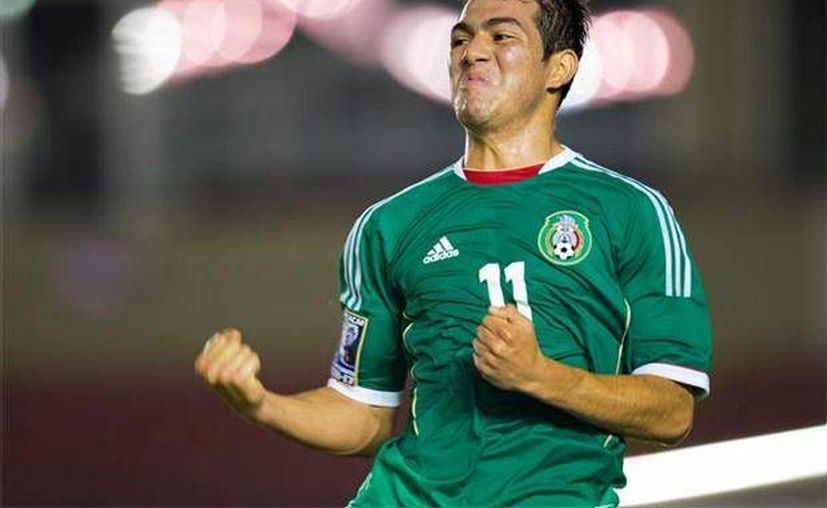 Ulises Jaimes anotó el único tanto al minuto 86.(Mexsport.com)