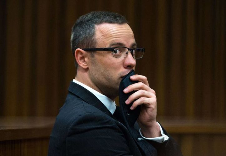 Este miércoles se dará a conocer si se concede la solicitud de avaluar psiquiátricamente a Pistorius. (AP)