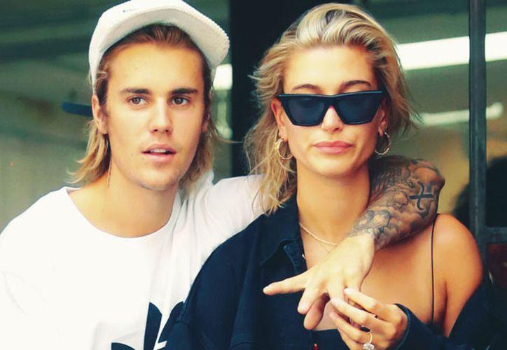 Bieber le propuso matrimonio a Baldwin el 7 de julio, en Bahamas. (Internet)