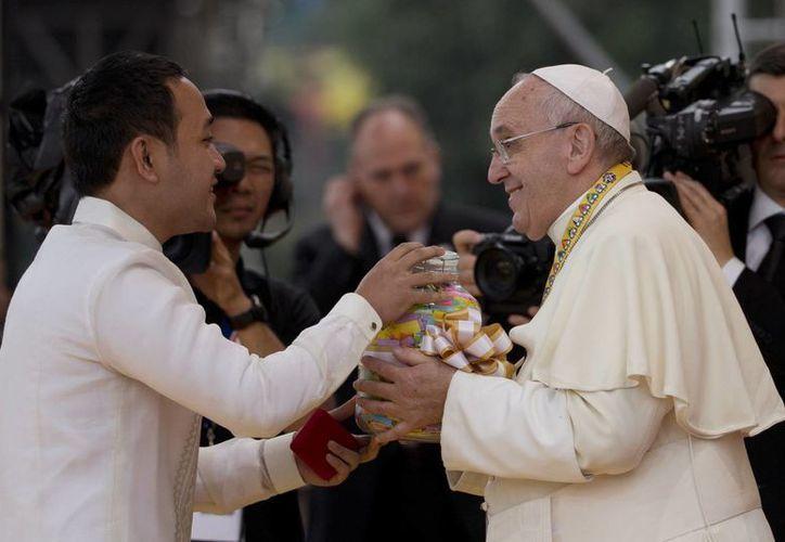 Francisco realizará su primera visita a Estados Unidos la última semana del mes de septiembre de este 2015. (AP)