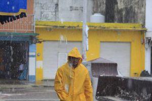 Lluvias provocan caos en Chetumal