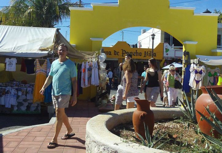 Harán obras en Progreso para que el turismo sea recibido con una mejor cara. (Manuel Pool/SIPSE)