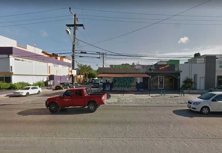"""El negocio que habían abierto tiene razón social """"Restaurante Latino Cubano"""". (Redacción/SIPSE)"""