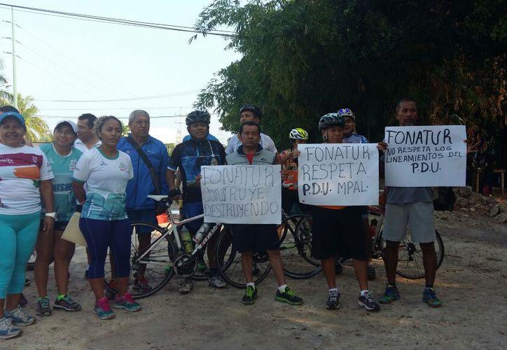 Piden que se inviertan los 30 millones de pesos que se tienen para el proyecto, en la rehabilitación del bulevar Kukulcán. (Redacción/ SIPSE)