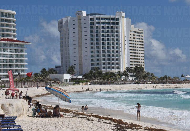 La ocupación hotelera en la ciudad  se encuentra por debajo del 60%, más baja que en 2016. (Foto: Israel Leal/SIPSE)