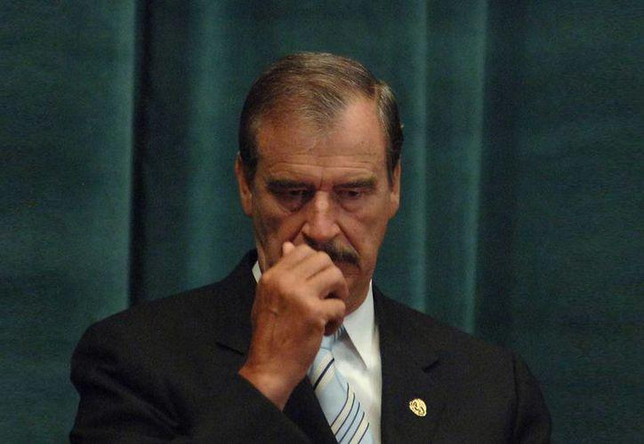Para Vicente Fox, el gobierno de Peña Nieto difícilmente se podrá recuperar en lo que resta del sexenio. (proceso.com.mx)