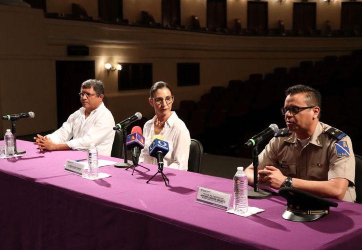 El concierto estará conformado por más de 75 artistas entre músicos y cantantes. (Foto: Daniel Sandoval)