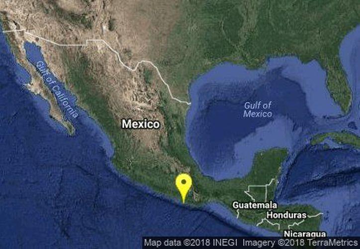 El sismo inicial alcanzó 7,2 de magnitud y la réplica más fuerte fue de 5,9. (Servicio Sismológico Nacional)