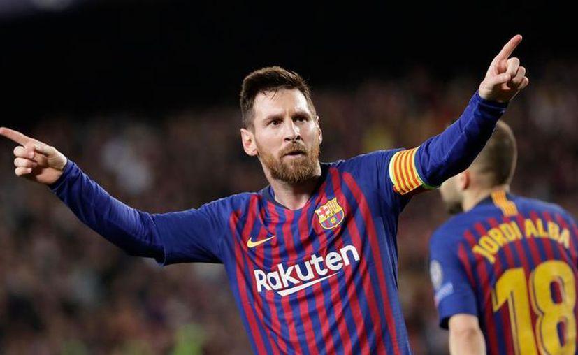 Lionel Messi podrá desplegar de nuevo su magia futbolística. (Foto: AP)