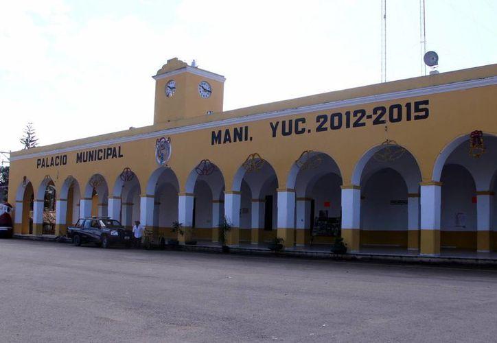 Maní es una localidad donde el PRI renovará su Consejo Político. (Milenio Novedades)