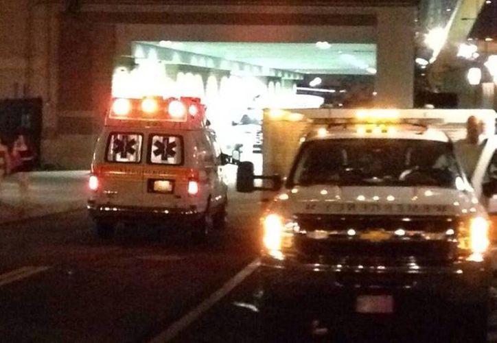 Las personas fueron hospitalizadas por ingerir drogas y alcohol. (@DjsAccessories)