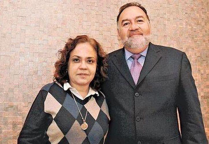 El doctor Pedro Peña Santoyo, al frente de la investigación de la UNAM acerca de la molécula desarrollada que regenera tejidos. (Milenio)