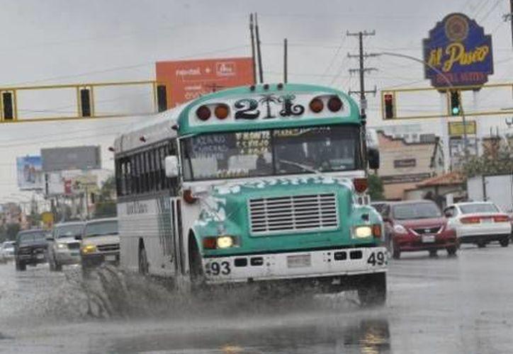 Chihuahua es tan solo uno de numerosos estados donde las lluvias han ocasionado graves afectaciones. (Milenio)