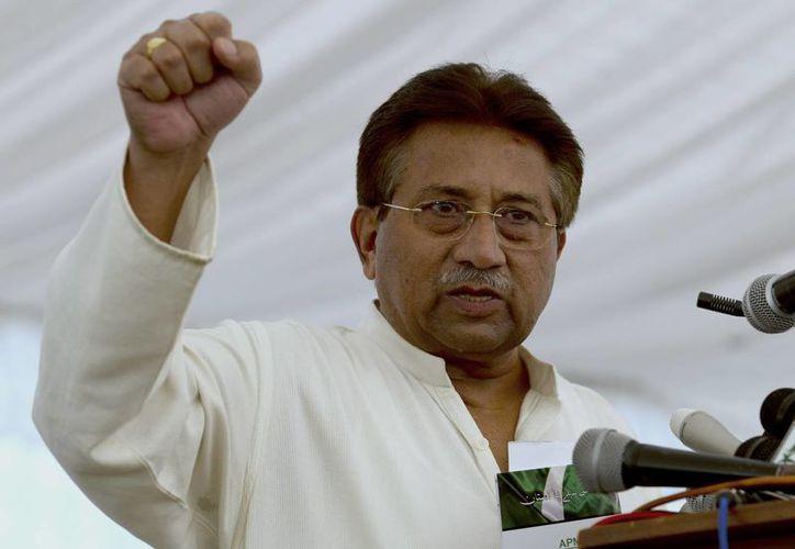 Musharraf ha insistido en que es inocente. (Agencias)