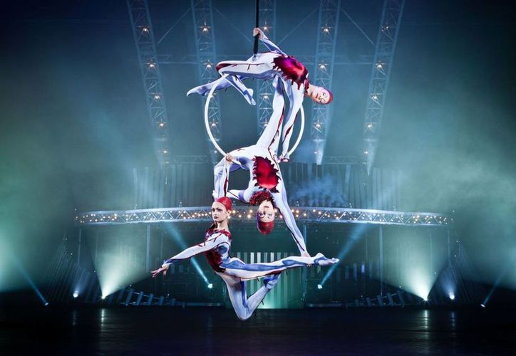 'Toruk-El primer vuelo' es el espectáculo que Cirque du Soleil traerá a México en febrero. (glits.mx)