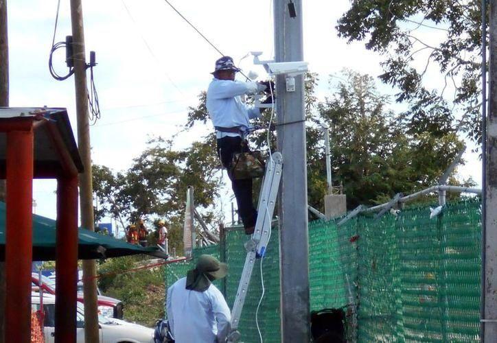 Los nuevos fraccionamientos, por ley, contarán con videocámaras para reforzar la seguridad en la zona. (Foto: Milenio Novedades)