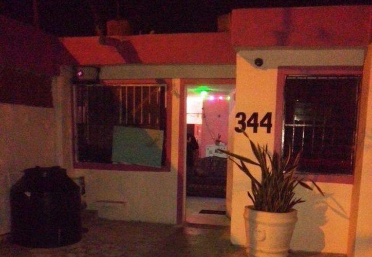 La casa de citas se localizaba en la Región 93. (Redacción/SIPSE)