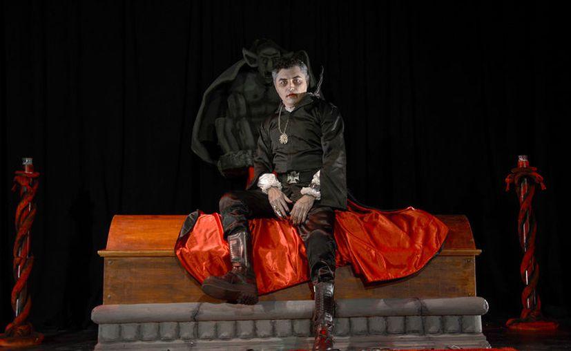 El actor dijo estar contento por las nominaciones. (Faride Cetina/SIPSE)