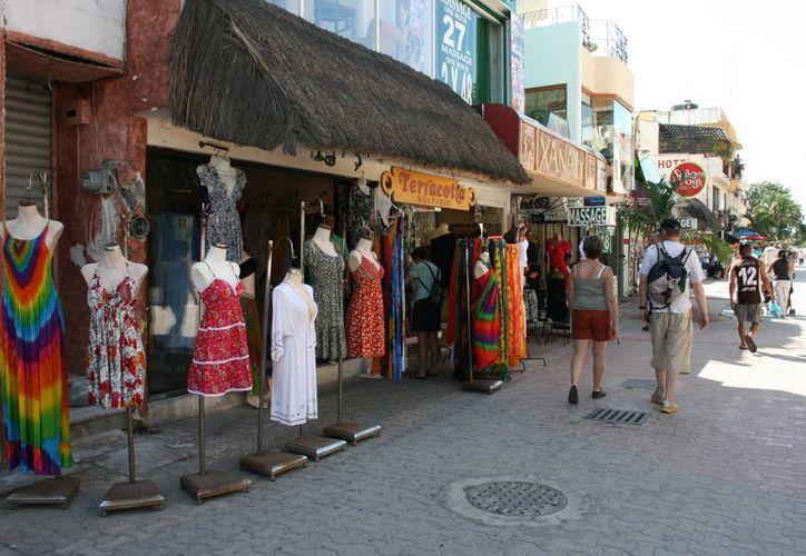 Temen empresarios que se desplace al comercio local. (Adrián Barreto/SIP