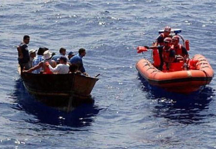 La nave había zarpado de la Isla de la Juventud, en Cuba, hace 19 días. (Zócalo)