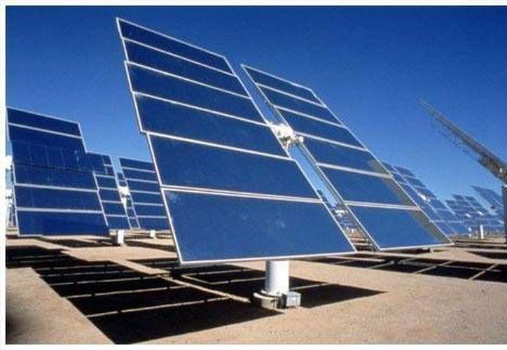 El potencial energético de Yucatán, en especial el fotovoltaico, es muy alto y existe interés en invertir. (vocesdelsur.info)